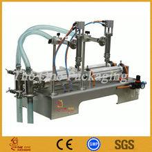 Shanghai Factory Electric Type Double Heads Liquid Filler MachineFor Bottle ,Liquid Filler TOSLF500-2B