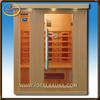 health care steam sauna cabinet sauna with far infrared heaters