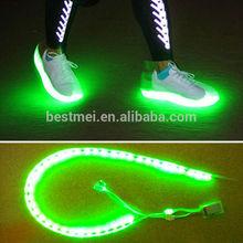 color changing usb led lights/shoes lights