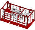Equipo de control de presion del cabezal del pozo dlfp 7-105 Wireline
