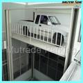rampa hidráulica elevador para garagem