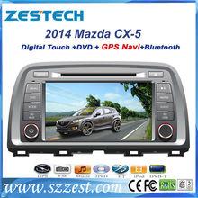 ZESTECH Factory OEM car autoradio for mazda cx-5 car auto radio gps navigation