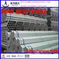Ecnomic preço e produto!! Vedação de tubos de aço galvanizado bs q105-q235 1387:1985