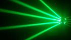 5x10w rgbw quad high brightness LED liear beam vividly color small size idividual control each led