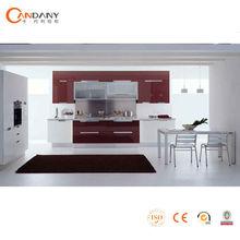 Moderno gabinetes de cocina de laca - cortinas de la cocina cenefas