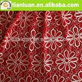 fashion nuevo rojo de encaje de nylon blusa de diseños