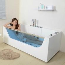 2014 hot sale bathroom sanitary ware combo massage air & whirlpool bathtubs and whirlpools SF5B002 chinese bathtub