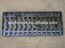 GGG50/7 casting iron heavy duty ductile iron manhole cover