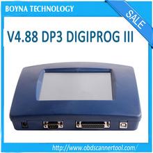 Newest car mileage KM change tool DigiProg III DigiProg 3 V4.88 odometer correction tool with high quality