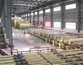 Tablero de yeso de corte de la máquina de la línea/profesional de la planta de yeso junta de corte de la máquina