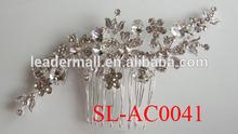 Bridal Wedding hair comb wedding hair accessories flowers