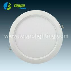 180mm 240mm 300mm diameter 2014 hotsales Ra>80, 3 years warranty round led panel light 12w 16w 22w