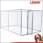 7.5x13x6ft hot-sale fashion aluminium dog cage for large dog