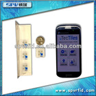 Factory price 13.56MHz colorful rfid nfc tags labels for smartphone Samsung ,THC ,Sony