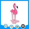 New Design Giant Flamingo Pvc Inflatable Animal Toys For Kids