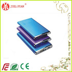 Hot Sale!The Colorful Ultra-thin ROHS 12000mAh Portable Mobile Power Bank