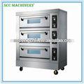 nuovo stile 2014 buona qualità del nuovo trasportatore elettrico forno per pizze