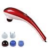 Handheld magic 5 haed massager hammer vibration massage