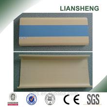 vinyl pvc stair handrail plastic cover