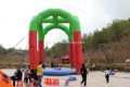 inflable gimnasia de trampolín para la venta