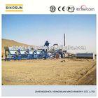 CAP60 continuous production mobile asphalt mixing plant
