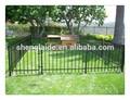 Atacado barato no exterior do cão cerca e portão iso9001 fabricante made in china fábrica jx-069