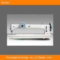 Long- o braço da máquina de costura para extra- material grosso com alimentação integral ga263