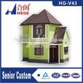 Immobilien fertighaus Villa zu verkaufen, fertighaus villa hg-v43