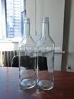 Normal Flint 1 liter glass bottles