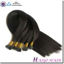 Thick Bottom Long lasting Raw Virgin Remy U Tip Fusion Hair Extensions