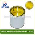 cores de pintura de cristal mosaico cor amarela como meijing fabrico china