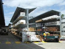 Jracking storage equipment heavy duty Q235 steel cantilever type rack