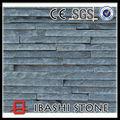 Caliente la venta de material de piedra natural de gran belleza gris piedra de la pizarra