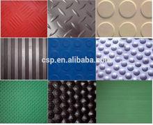laser engraving non-slip shockproof rubber horse product mat