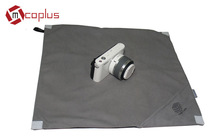 MCOPLUS Multi-function Microfiber Magic Wrap Cloth Magic Cube Pleated Cloth 48x48cm for Camera/Video/Lens/CD