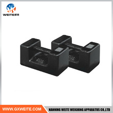 High accuracy cast iron 20kg test weights