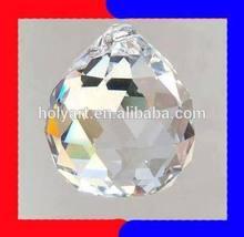 teardrop glass beads