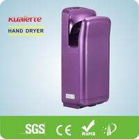 Sanitary Equipment Hotel Supplies Jet Hand Dryer,Restaurant Appliances Automatic Jet Hand ,Ceramic absorber CE ,ROHS,SAA,INMETRO