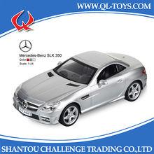 1:24 Mercedes-Benz SLK350 Licensed Remote Control Car