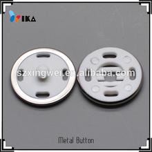 Wheel shape clothing plastic snap button