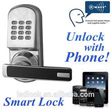 Smart Code Deadbolt Z-Wave Door Lock