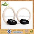anneaux de gymnastique gym anneau en bois anneaux de gymnastique pour la vente