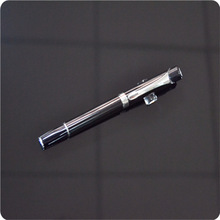 in guangzhou factory hot-selling good quality promotional crocodile leather pen sample is free