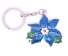 2014 hot sale high quality colorful key chain charms pendants