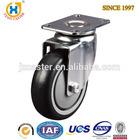 Medium duty caster wheel top-plate Swivel Caster,adjustable height casters