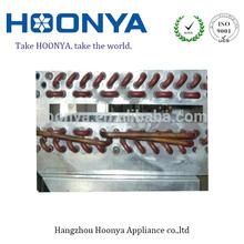 Condensing unit refrigeration parts/condenser tube for refrigeration
