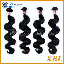 XBL no synthetic or animal mixes 100% human brazilian ocean hair