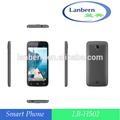 мобильный телефон оем MTK6582 андроид 4.4k.k 4G LB-H502 заводской смартфон, смарт телефон, 5 дюймовые портативные зарядки для смарт телефона
