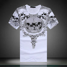 fancy men high end brand t-shirts