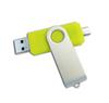 promotional otg swivel usb pen drives / 4GB usb pen drives